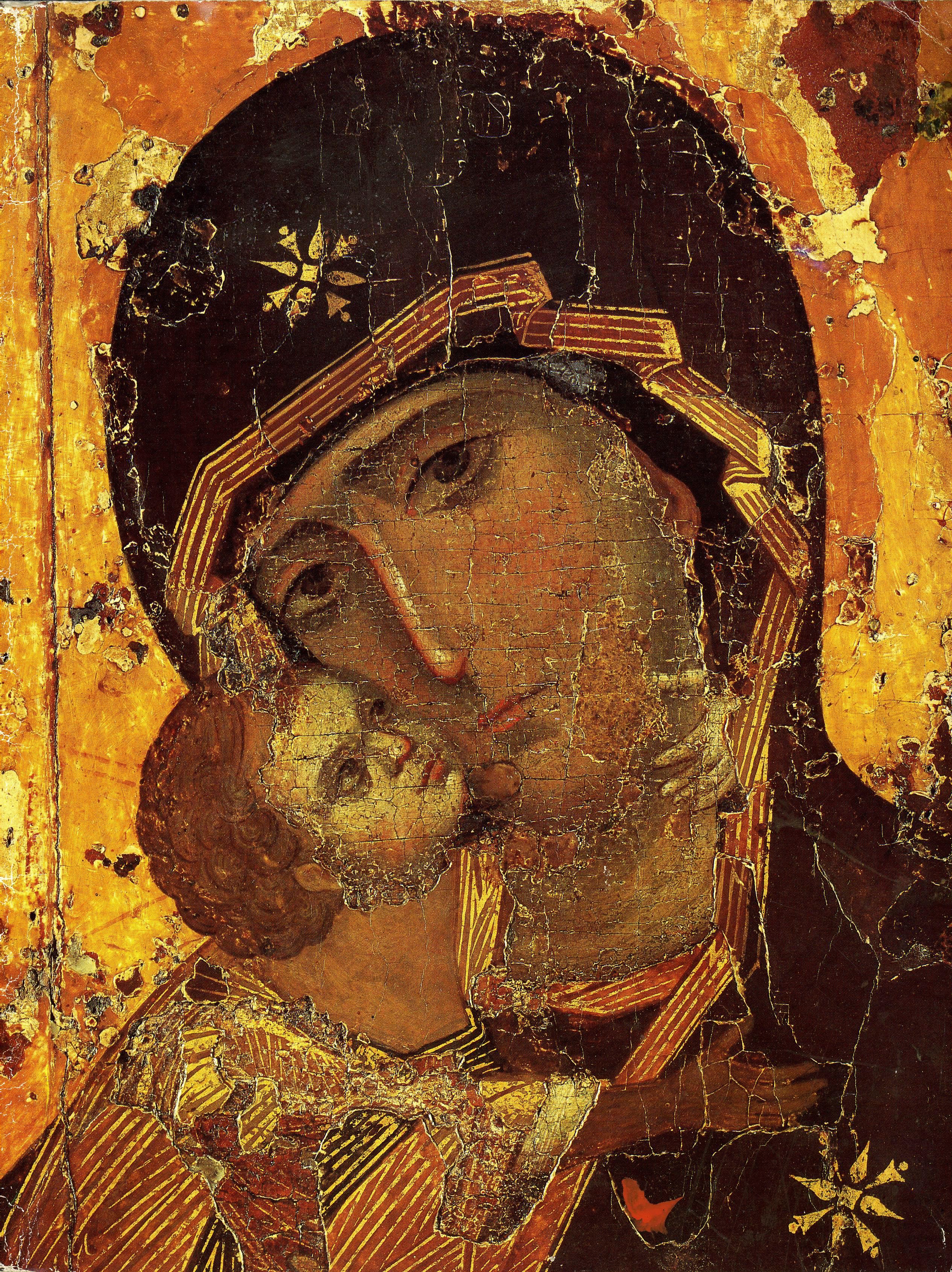 владимирская икона картинки