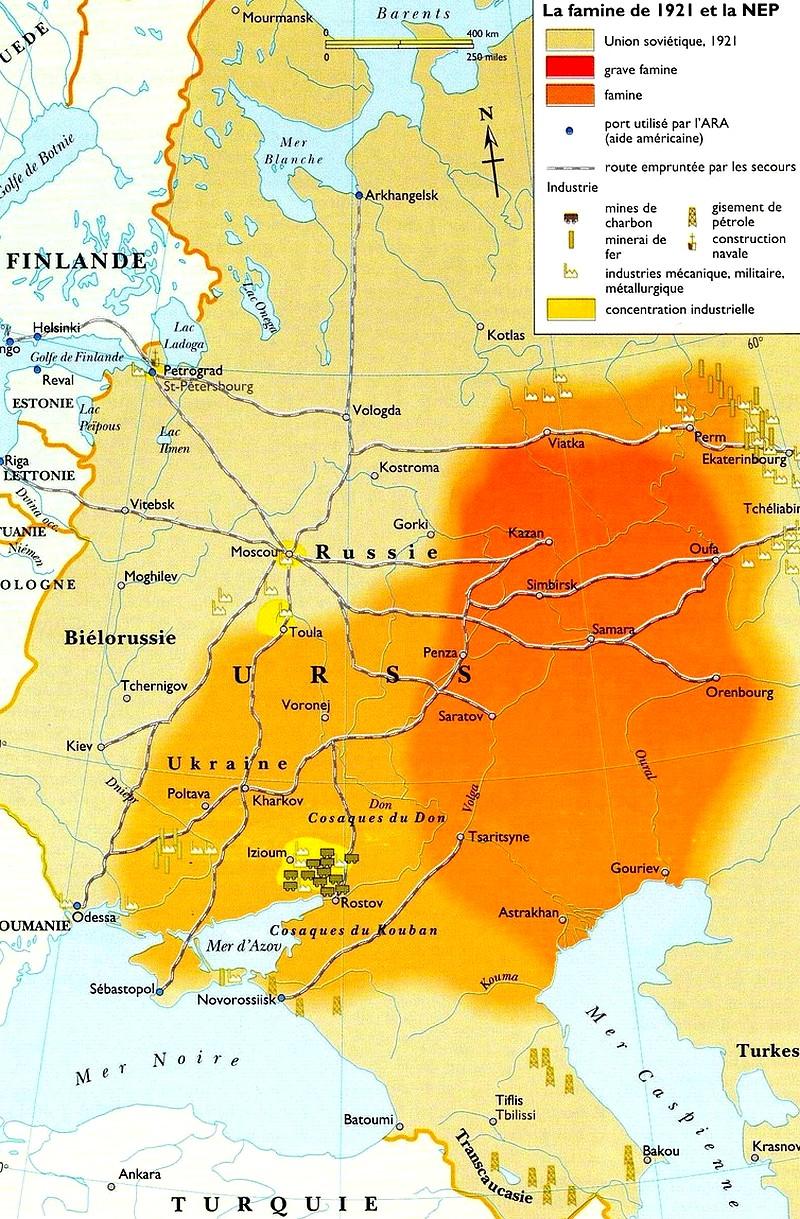 Carte Urss.Histoire De La Russie Et De L Urss